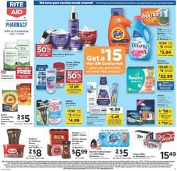 Catalogue Rite Aid from 07/05/2020