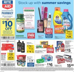 Catalogue Rite Aid from 07/19/2020