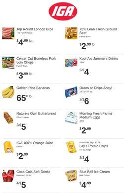 Catalogue Rowe's IGA Supermarkets from 06/09/2021