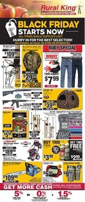 Catalogue Rural King from 10/13/2019