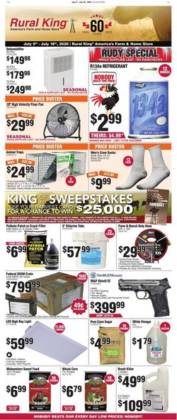 Catalogue Rural King from 07/05/2020