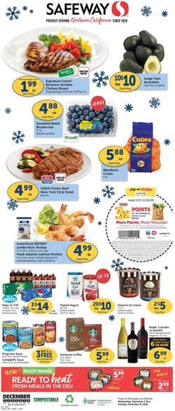 Current weekly ad Safeway