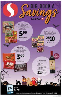 Safeway Halloween 2021