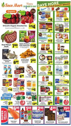 Catalogue Save Mart from 06/17/2020