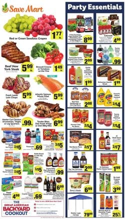 Catalogue Save Mart from 06/24/2020