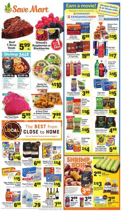 Catalogue Save Mart from 07/15/2020