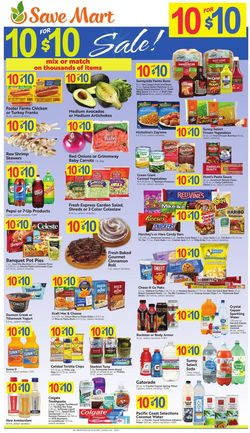 Catalogue Save Mart from 07/22/2020
