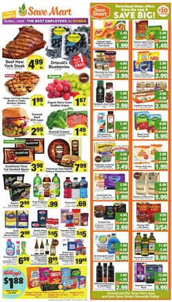 Catalogue Save Mart from 08/26/2020