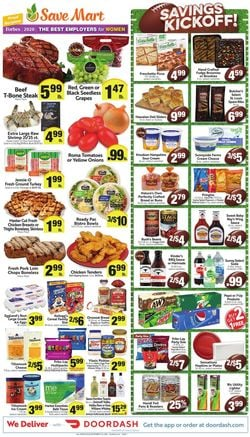 Catalogue Save Mart from 09/09/2020