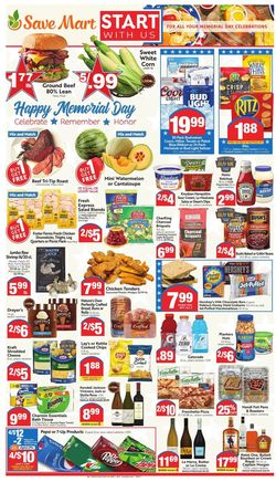 Catalogue Save Mart from 05/26/2021