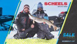 Catalogue Scheels from 12/05/2020