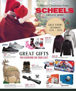 Scheels Sale 2020