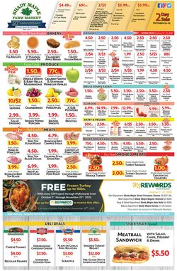 Current weekly ad Shady Maple