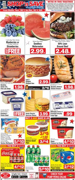 Catalogue Shop 'n Save from 07/02/2020