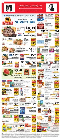 Catalogue ShopRite from 08/02/2020