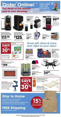 Current weekly ad Smith's