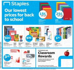 Staples - Weekly Ads - frequent-ads com