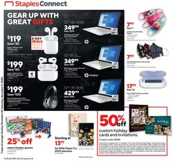Current weekly ad Staples