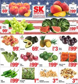 Catalogue Super King Market from 07/01/2020