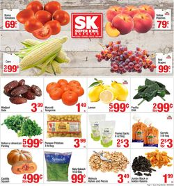 Catalogue Super King Market from 08/26/2020