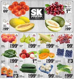 Current weekly ad Super King Market