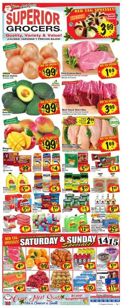 Superior Grocers weekly-ad