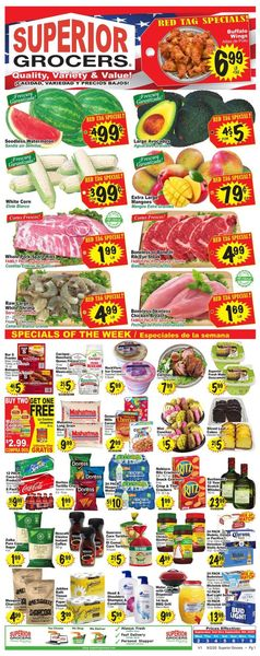 Catalogue Superior Grocers from 09/02/2020