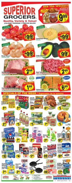 Catalogue Superior Grocers from 09/09/2020