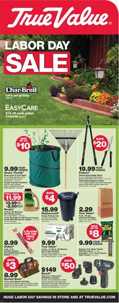 Current weekly ad True Value Hardware