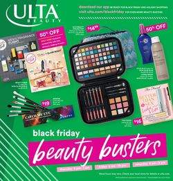 Ulta Beauty - Black Friday Ad