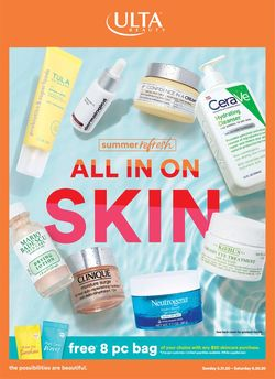 Current weekly ad Ulta Beauty