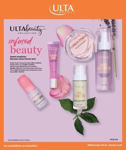 Catalogue Ulta Beauty from 07/26/2020
