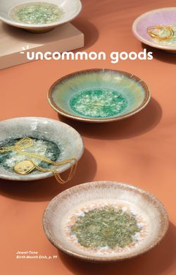 Catalogue Uncommon Goods from 04/20/2020