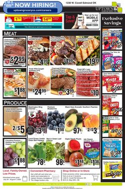 Catalogue Uptown Grocery Co. from 07/29/2020