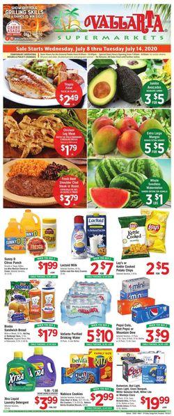 Current weekly ad Vallarta