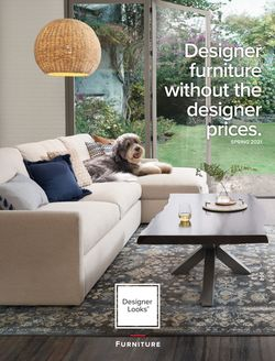 Current weekly ad Value City Furniture