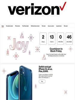 Current weekly ad Verizon
