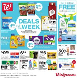 Catalogue Walgreens from 06/07/2020
