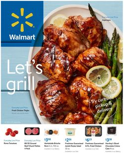 Catalogue Walmart from 07/29/2020