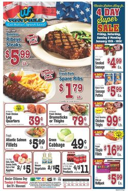 Current weekly ad Wayfield