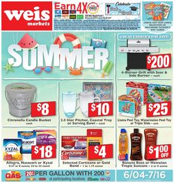 Catalogue Weis from 06/04/2020
