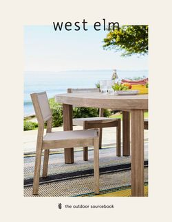 Catalogue West Elm from 03/02/2020