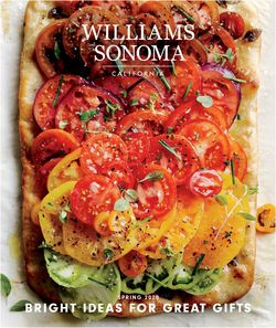Catalogue Williams-Sonoma from 04/27/2020