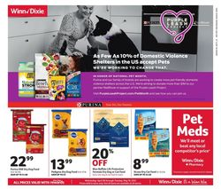 Catalogue Winn Dixie from 04/28/2021