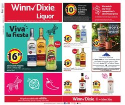 Catalogue Winn Dixie from 04/26/2021