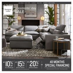 American Signature Furniture weekly-ad
