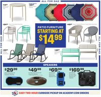 Catalogue Academy Sports from 06/07/2021