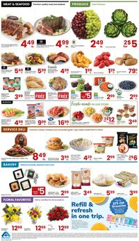 Catalogue Albertsons from 07/28/2021