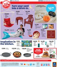 Catalogue ALDI from 09/29/2021