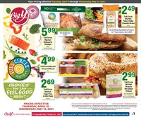 Catalogue Big Y from 04/15/2021